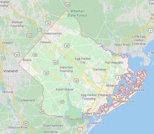 Atlantic County Bug Sweeps graphic